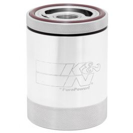 SS-2001 K&N Oil Filter; Billet
