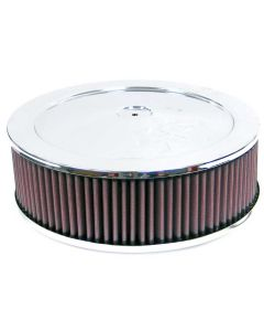 60-1040 K&N Round Air Filter Assembly