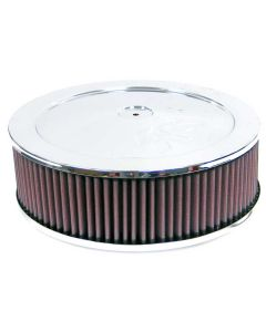 60-1050 K&N Round Air Filter Assembly