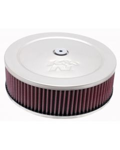 60-1080 K&N Round Air Filter Assembly