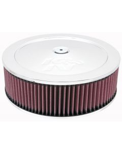 60-1230 K&N Round Air Filter Assembly