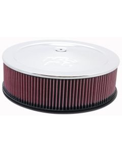 60-1235 K&N Round Air Filter Assembly