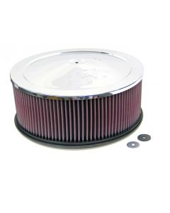 60-1245 K&N Round Air Filter Assembly