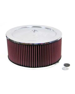 60-1250 K&N Round Air Filter Assembly