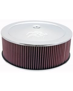 60-1300 K&N Round Air Filter Assembly