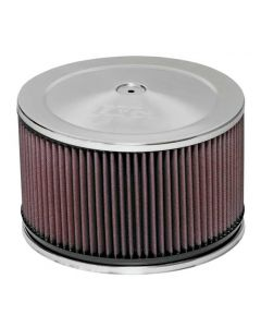 60-1366 K&N Round Air Filter Assembly