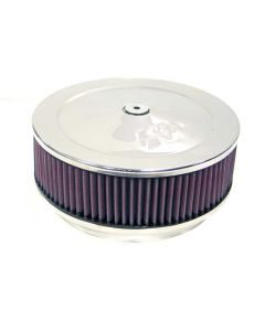 60-1370 K&N Round Air Filter Assembly