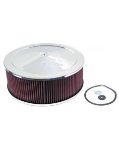 60-1450 K&N Round Air Filter Assembly