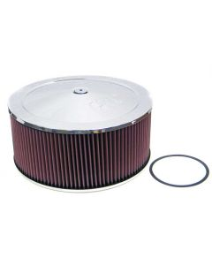60-1460 K&N Round Air Filter Assembly