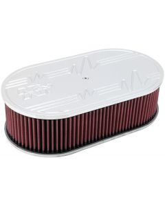 66-1500 K&N Oval Air Filter Assembly