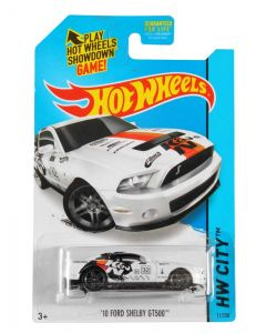 87-4058 Toy; Hot Wheels, K&N Shelby Mustang