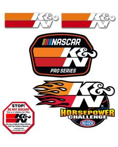89-0200 Decal/Sticker Pack