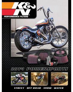 89-11483-14 Catalog; Powersports, 2014