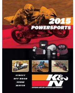 89-11483-15 Catalog; Powersports, 2015