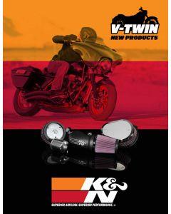 89-11553 POP; American V-Twin Brochure