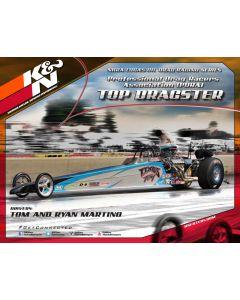 89-11644-15 Hero Card; Tom/Ryan Martino, 8-1/2 x 11