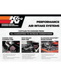 89-11669 POP; Sell Sheet, K&N Intake Systems