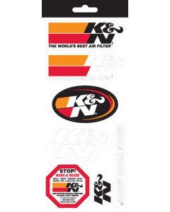 89-11831 Decal/Sticker Sheet