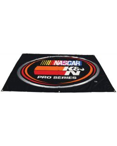 89-11843 K&N NASCAR Pro Series Nylon Banner