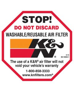 89-16063-1 Decal/Sticker Do Not Discard