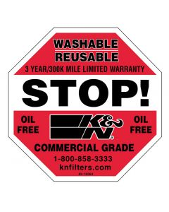 89-16064 Decal/Sticker Stop