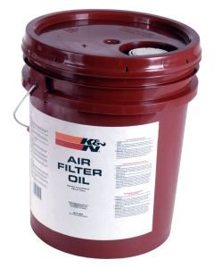 99-0555 K&N Air Filter Oil - 5 gal