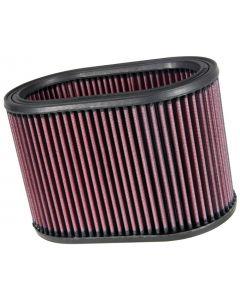 E-3491 K&N Oval Air Filter