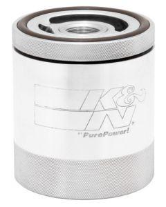 SS-1007 K&N Oil Filter; Billet