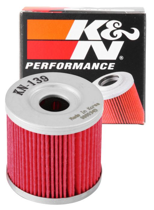 KN-139 K&N Oil Filter