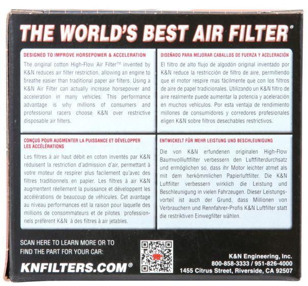 2001 Suzuki LT80 Quadsport 80 Air Filter