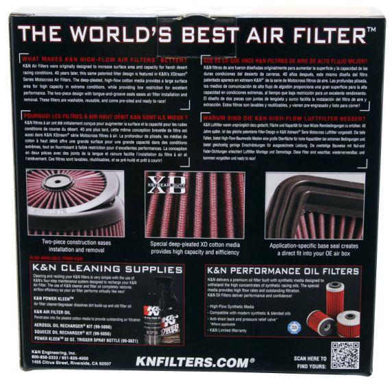 K/&N Luftfilter HU-1200