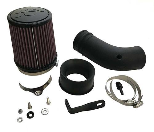 The 57-0693 has a high-density polyethylene intake tube