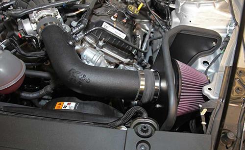 57-2594 K&N cold air intake system