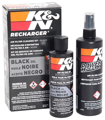 99-5050BK Recharger® Kit (squeeze oil kit)