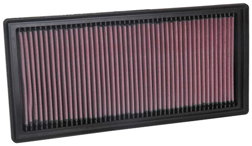 K&N High-Flow Air Filters™ come with the K&N 10-Year/Million Mile Limited Warranty™