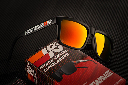 Heatwave sunglasses from K&N