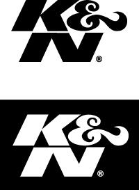k&n logo