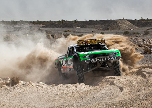 The Mint 400 is one of the largest off-road races in the world