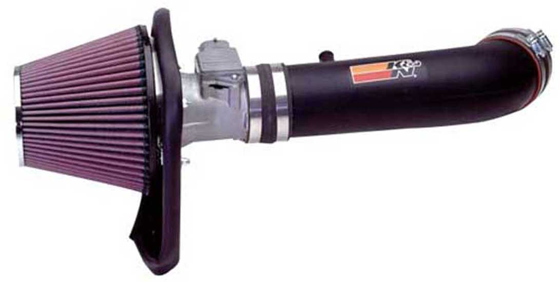 K/&N77-2529KP Polished Performance Air Intake