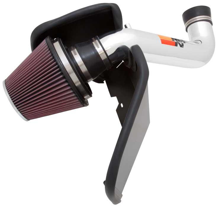 K/&N77-1516KP Polished Performance Air Intake