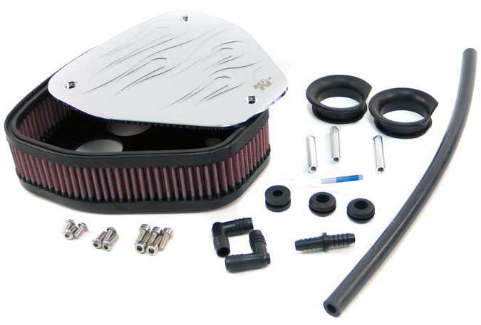 K/&N 56-9188-1 High Performance Custom Racing Assembly K/&N Engineering