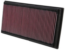 Replacement Air Filter for Select 2000 to 2006 Volkswagen Golf GTI
