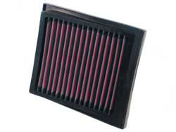 Lifetime Replacement Air Filter for 2007 and 2008 Honda Fit
