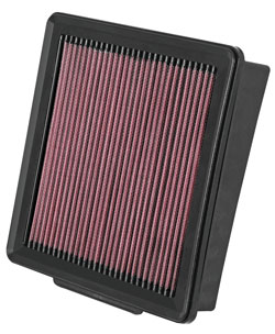Replacement air filter for the 2006, 2007, 2008, 2009 and 2010 Infiniti M45 Sedan