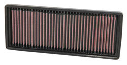 Replacement air filter for 2007to 2015 Smart Fortwo 1.0 liter engine