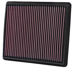 K&N 33-2923 replacement air filter for the Dodge Journey (gas & diesel) and Fiat Freemont 2.4L