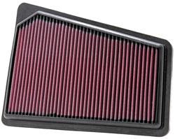 Replacement air filter for Hyundai Genesis 3.8 liter V6