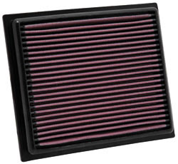 K&N 33-2435 lifetime replacement air filter for the 2010 to 2016 Toyota Prius