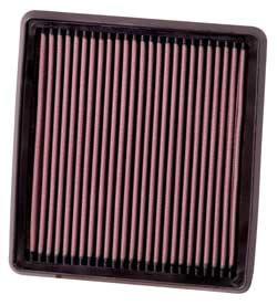 K&N air filter 33-2935
