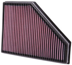 Replacement air filter for a range of BMW 3 Series diesel makes and models